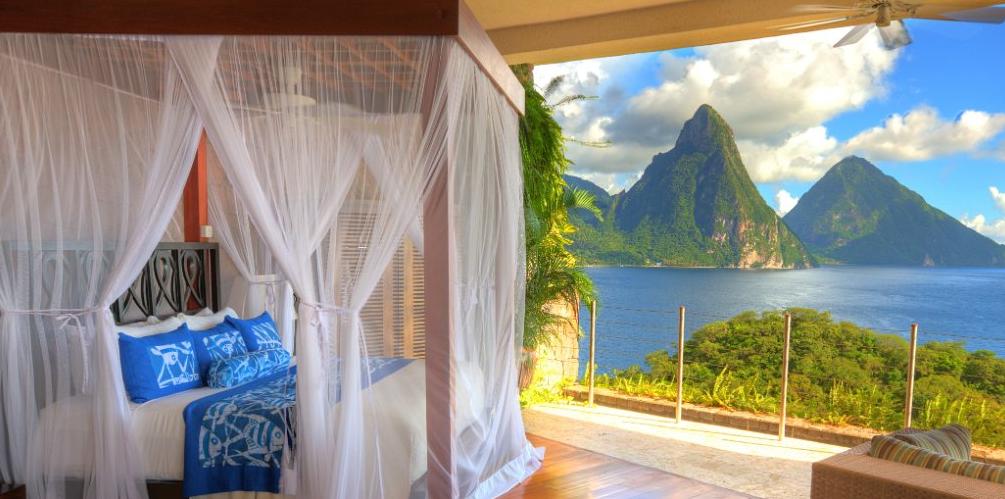 Caribbean St. Lucia